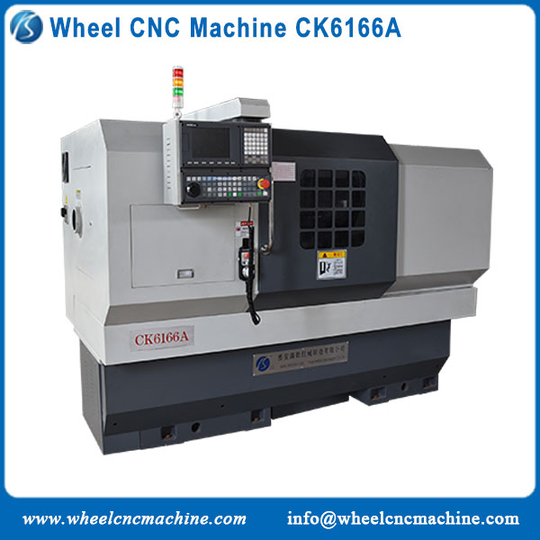 alloy wheel cnc machine