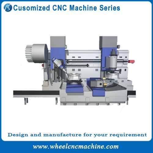 customized cnc machines
