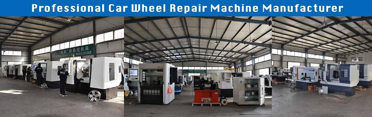 Professional Car Wheel Repair Machine Manufacturer